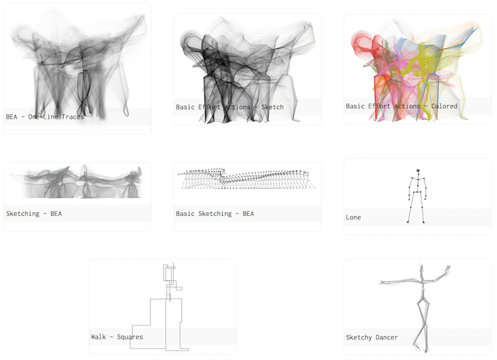 Introduction to Visualizing Motion Capture Data with D3 js
